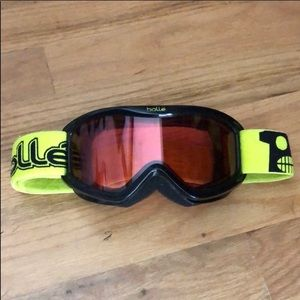 Bolle snow goggles !